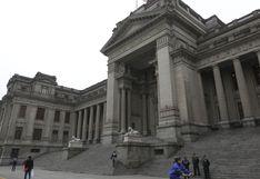 Poder Judicial amplía suspensión de labores hasta el 30 de junio por coronavirus