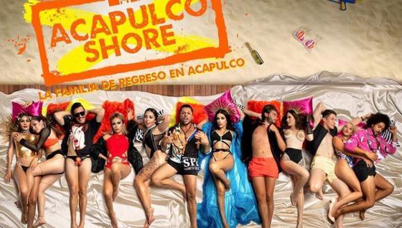 """La octava temporada de """"Acapulco Shore"""" fue estrenada el martes 27 de abril (Foto: MTV)"""
