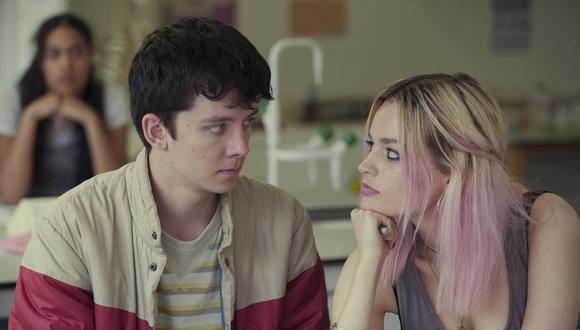 """Netflix confirmó la fecha de estreno de la segunda temporada de """"Sex Education"""". (Foto: Netflix)"""