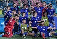 Paraguay remontó ante Argentina y clasificó de manera heroica a los cuartos de final del Mundial Sub 17 [VIDEO]