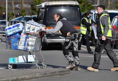 Alemanes vuelven a comprar más papel higiénico ante aumento de casos de coronavirus