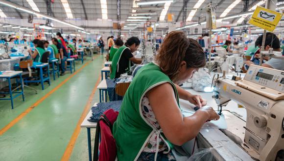 Textil del Valles es el principal empleador de la ciudad de Chincha (Foto: Textil del Valle).