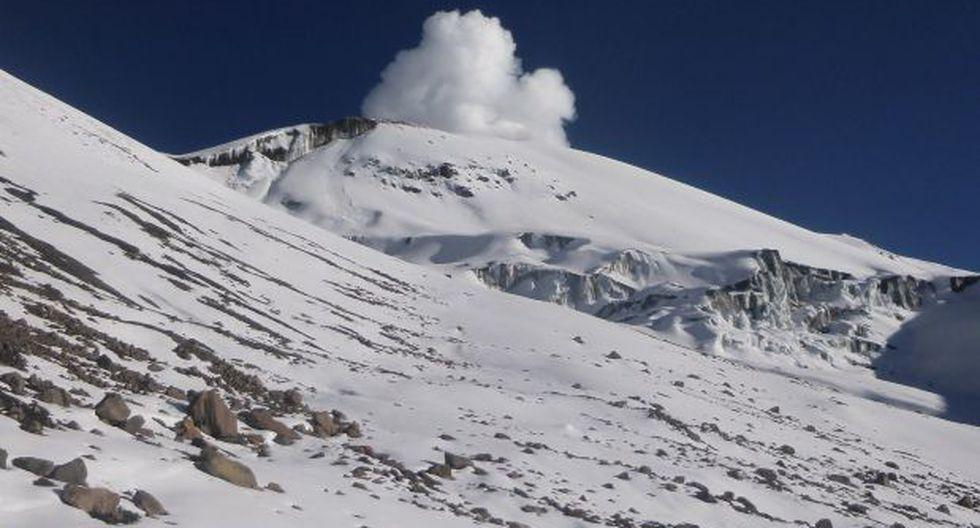 Arequipa: Volcán Sabancaya incrementó su actividad eruptiva