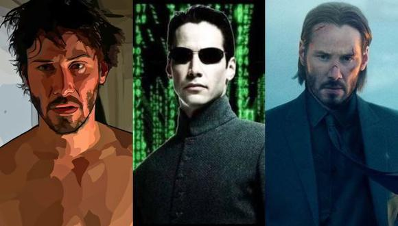 Los 10 mejores papeles de Keanu Reeves.