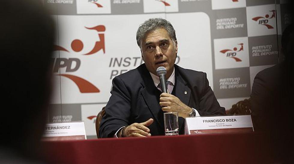 Francisco Boza renunció al IPD tras lobbies de Belaunde Lossio - 1