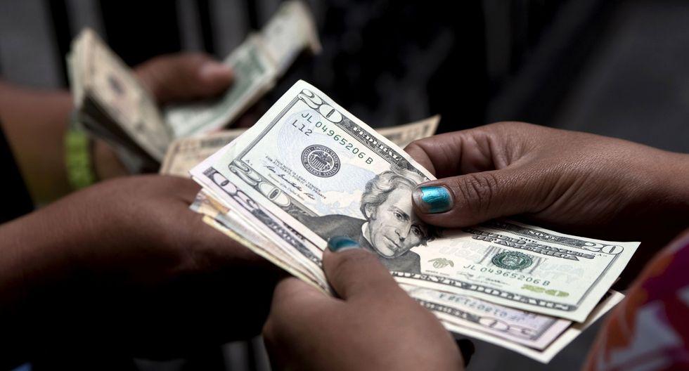 El tipo de cambio en México cerró en la jornada previa en 19,02 pesos mexicanos por dólar. (Foto: GEC)