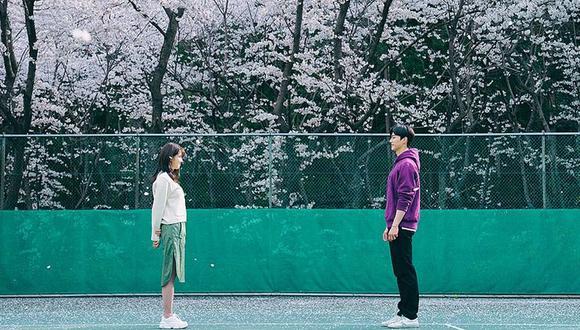 """Song Kang y Han So Hee son los protagonistas de """"Nevertheless"""", el nuevo k-drama basado en el webtoon del mismo nombre (Foto: JTBC )"""