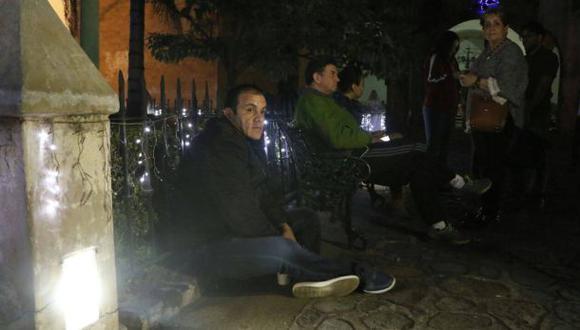 Facebook: Cuauhtémoc Blanco inicia huelga de hambre en México