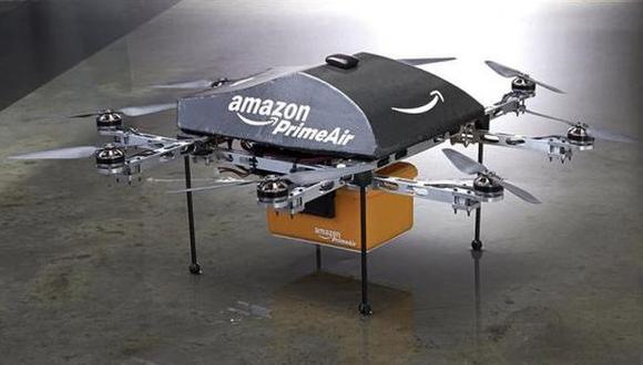 Amazon obtiene permiso para probar drones 'repartidores'