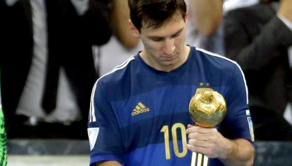 ¿Por qué un campeón mundial no gana Balón de Oro hace 20 años?