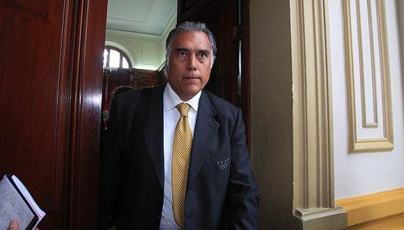 El Poder Judicia ha validado la diligencia en la que se incautaron documentos al ex presidente del IPD, Francisco Boza (Foto: El Comercio)