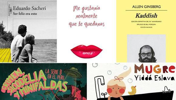 FIL Lima 2014: estas son las actividades de hoy de la feria