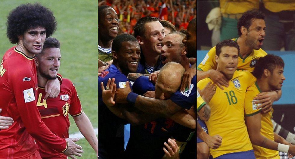 Finales felices: ocho remontadas en lo que va del Mundial - 1