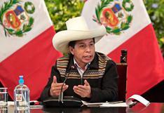 Pedro Castillo llega a EE. UU. para ser miembro en la sesión del Consejo Permanente de la OEA