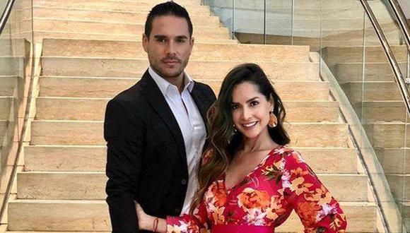 """Carmen Villalobos y Sebastián Caicedo se darán el """"sí, acepto"""" esta tarde, pero habrá un gran ausente (Foto: Instagram)"""