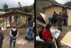 Cajamarca: rehabilitan 68 casetas para que ronderos sigan cuidando la región por COVID-19 | FOTOS