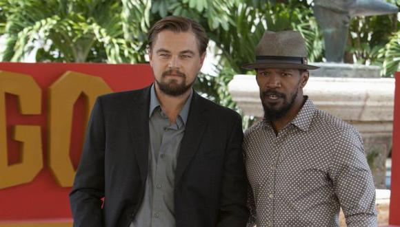 Leonardo DiCaprio es un 'negro honorario', afirma Jamie Foxx