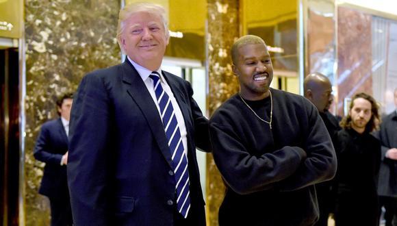 Kanye West ya no tiene planeado postularse a la presidencia de Estados Unidos. (Foto: AFP/TIMOTHY A. CLARY)