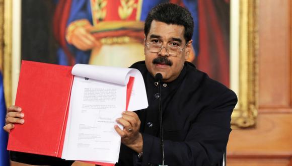¿Qué significa la Constituyente que convocó Maduro? [BBC]