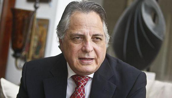 """""""También [Toledo traicionó] la dignidad de los ministros que colaboramos en su gobierno por un Perú mejor. Sin corrupción. En todos los casos de corrupción, la justicia debe ser oportuna, recta y severa"""", in"""