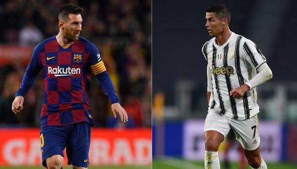 Barcelona y Juventus se enfrentarán el 8 de diciembre en el Camp Nou. (Foto: AFP)