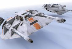 Día de Star Wars: 10 de los vehículos más recordados de la saga   FOTOS