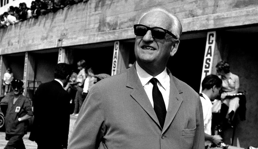 Enzo Ferrari nació en Módena un 18 de febrero de 1898. Fue un exitoso piloto que ganó, entre sus carreras más importantes, el GP de Mónaco de 1934. En 1947 funda Ferrari Automobili, dando inicio a una de las marcas más legendarias del mundo. (foto: