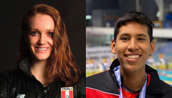 Se sumaron dos deportistas más a la delegación peruana rumbo a Tokio 2020. (Foto: IPD)