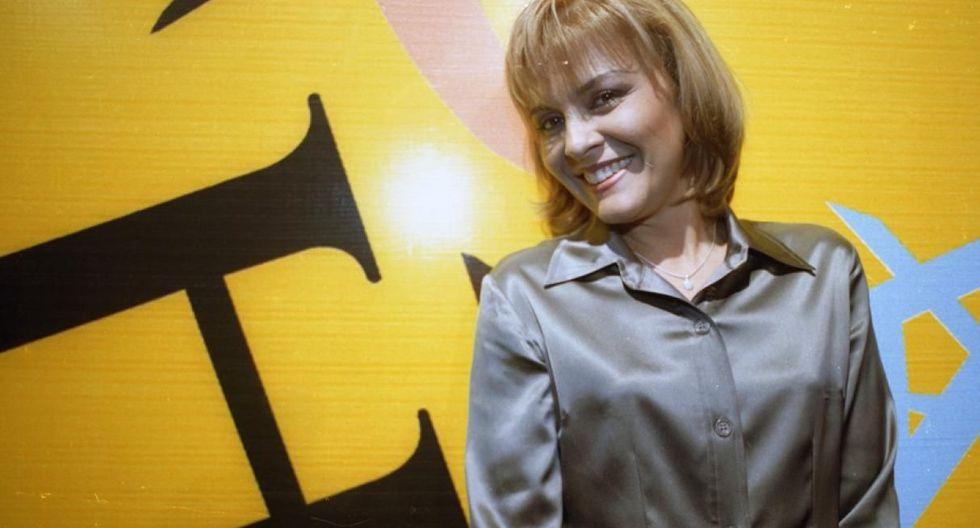 Katia Balarín. (Fotos: archivo El Comercio / Difusión)