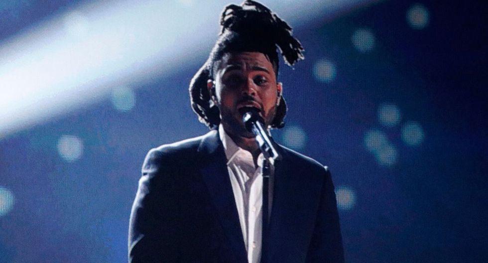 El nombre real de The Weeknd es Abel Makkonen Tesfaye. (AFP)