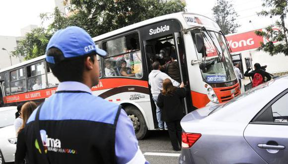 La GTU pide facultades para licitar el resto de rutas de Lima
