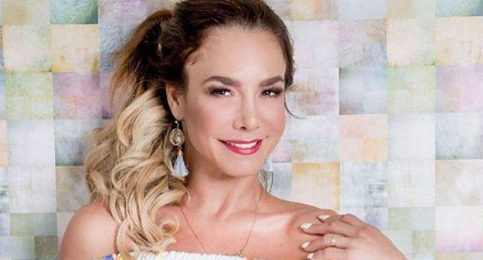 Lis Vega es una conocida cantante y actriz cubana en México. Ella ha confesado que ha vivido un largo romance con la cocaína y empezó cuando era una niña de 13 años (Foto: Instagram)
