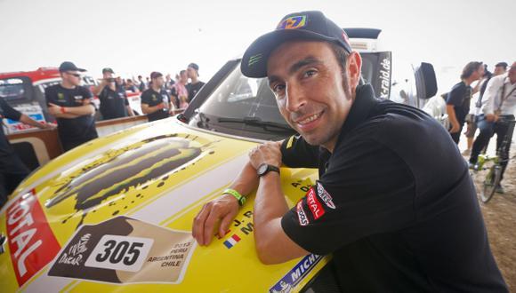 Nani Roma, el campeón del Dakar que estará en el Desafío Inca