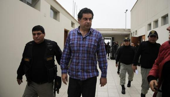 Belaunde Lossio: Abogado insistirá en arresto domiciliario