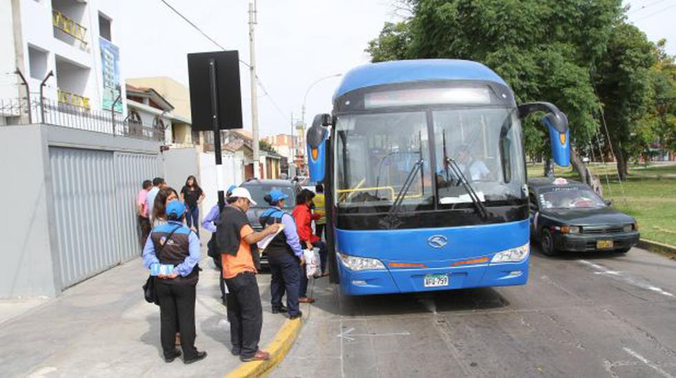 Eje Javier Prado: primer paradero en San Miguel será reubicado - 2