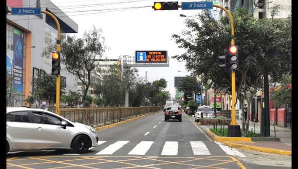 El tránsito vehicular en algunas zonas de Jesús María será restringido, informó la Municipalidad de Lima  Foto: GEC / REFERENCIAL