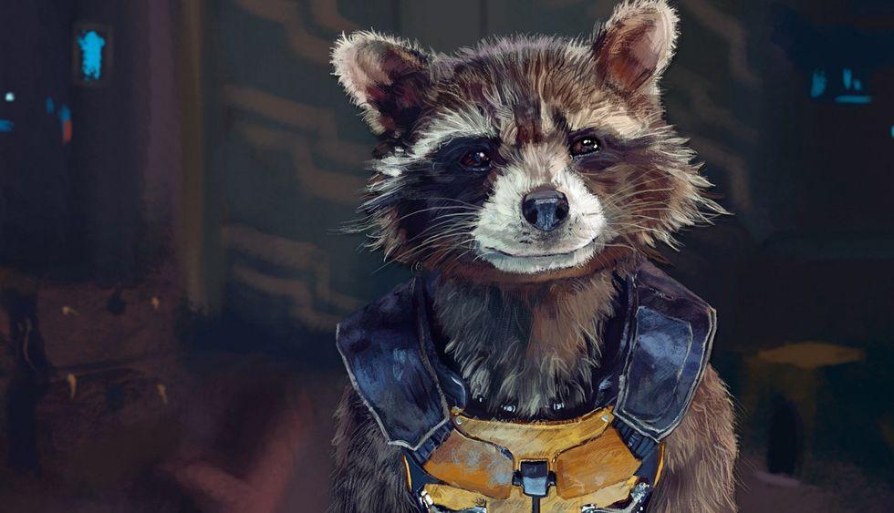 10. Rocket Raccoon - Estado: Vivo en Wakanda (Foto: Marvel Studios)