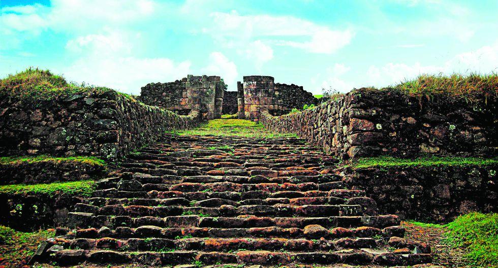 Qhapaq Ñan fue un sistema de caminos de largas distancias en la civilización incaica.