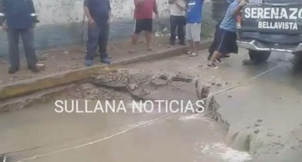 (Captura: Facebook Sullana Noticias)