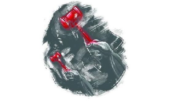 """""""Que exista una entidad que se encargue de enmendar la plana a los excesos normativos del Congreso, es definitivamente positivo"""". (Ilustración: Giovanni Tazza)"""