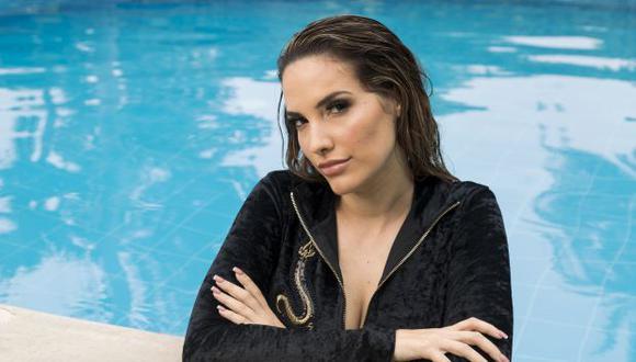 Cassandra Sánchez Delamadrid, hija de Jessica Newton y gerente comercial del Miss Perú. (Foto: difusión / Casemaze)