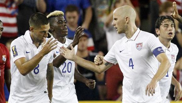 Estadounidense prefirió jugar por su club que contra Perú
