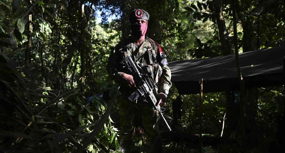 Las comunidades ribereñas se acostumbraron a la presencia del ELN.Son ellos los que imponen las reglas de convivencia y los castigos por incumplirlas. (Foto: AFP)