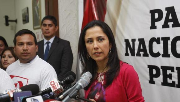 Actualmente, la ex primera dama Nadine Heredia tiene una orden de impedimento de salida del país por la investigación del caso Gasoducto del Sur. (Foto: GEC)