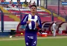 Alianza Lima vs. Cienciano: Rosell y el zurdazo para el 1-1 de los íntimos | VIDEO
