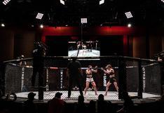 UFC 255: resumen y resultados de las peleas disputadas en Las Vegas