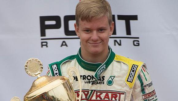 Hijo de Michael Schumacher correría en la Fórmula 4 de Alemania