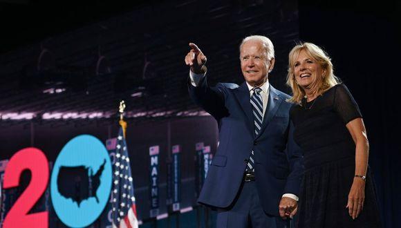 EEUU: Joe Biden EN VIVO acepta la candidatura del Partido Demócrata para  com   NOTICIAS EL COMERCIO PERÚ