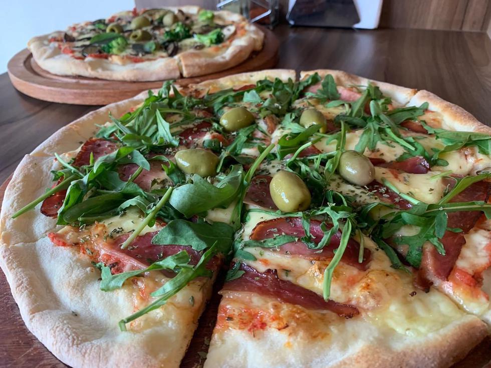 Pizzarte abrió en Miraflores hace 7 meses.