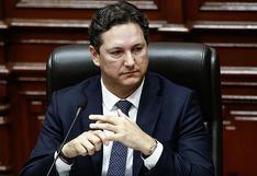 """Daniel Salaverry a ministro del Interior: """"No requiero del personal de seguridad PNP que me asigna como candidato presidencial"""""""